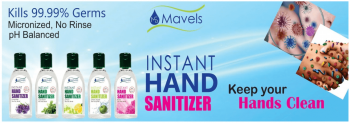 Why it is required to sanitize your hands