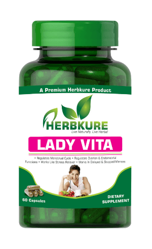 HERBKURE LADY VITA ( FOR GYNE PROBLEMS)PCD Pharma Franchise