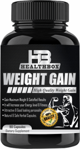 HEALTHBOX WEIGHT GAIN CAPSULEPCD Pharma Franchise